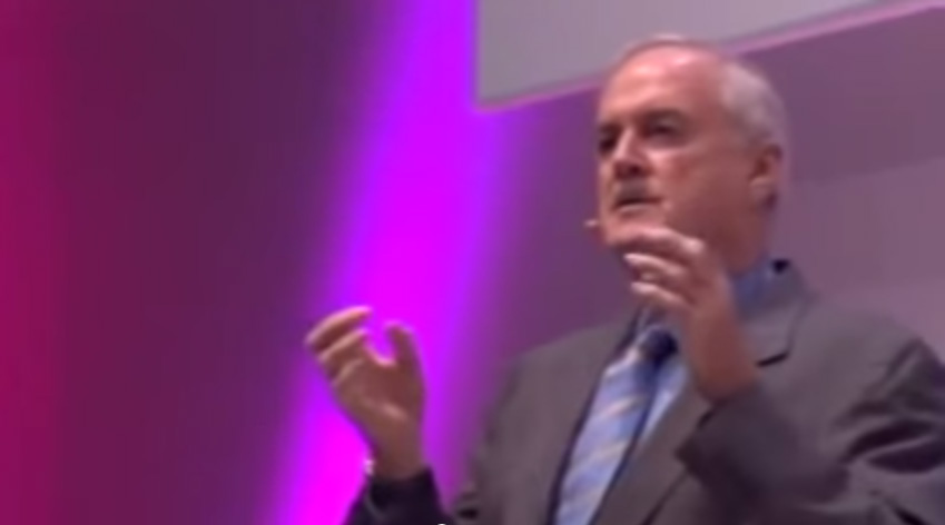 John Cleese over creativiteit