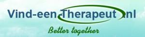 vind een therapeut